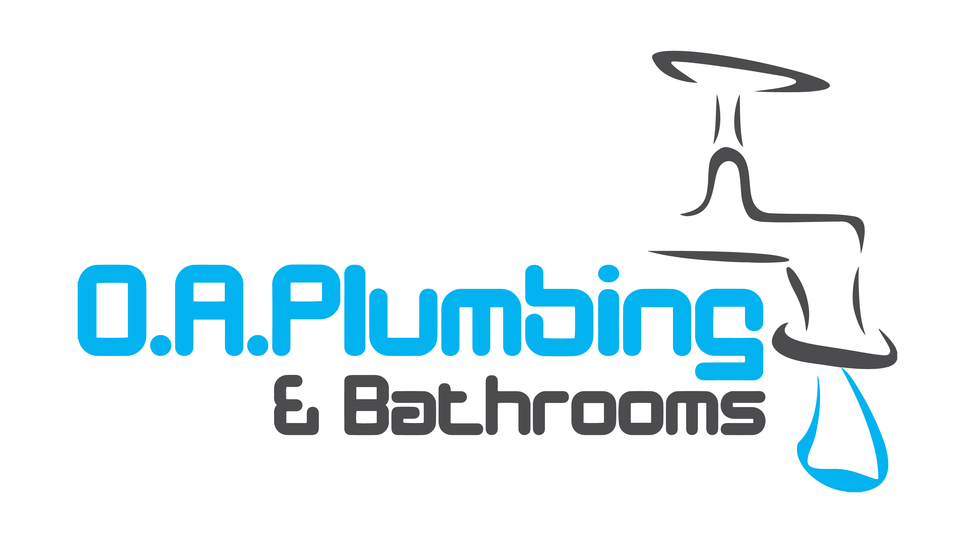 OA Plumbing WordPress Logo